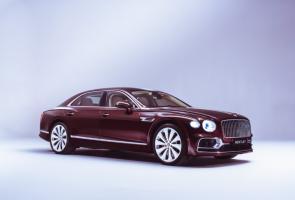Spesifikasi Lengkap Generasi Ketiga Bentley New Flying Spur
