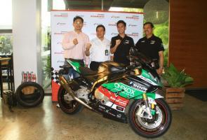 Pertamina Enduro Dukung Ali Adrian Di Balap Asian Superbike 1000cc
