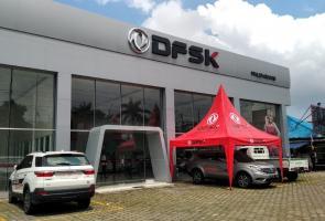 Dfsk Buka Dealer Di Palembang Sumatera Selatan