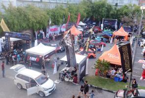 Modifikator Mobil Bali Antusias Tinggi Pada Iam Mbtech 2019