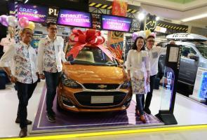 Chevrolet Hadirkan 101 Festival Bagi Konsumen Indonesia