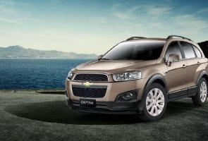 Chevrolet Hanya Fokus Trailblazer Dan Trax, Kemana Captiva?