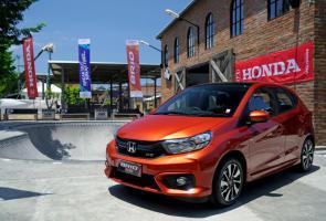 Penjualan Honda Brio Meningkat Pada Bulan Mei 2019