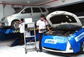 Carfix Akan Buka Dua Outlet Di Kota Tangerang