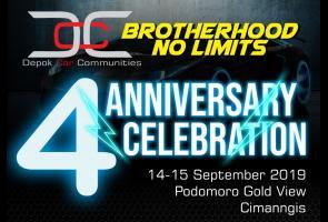 Menuju Gempita Anniversary Dcc Ke-4