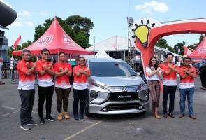 Xpander Pinter Bener Dikampanyekan Di Yogyakarta