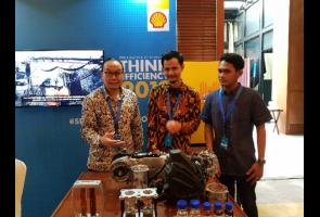 Inilah Pemenang Shell Think Efficiency