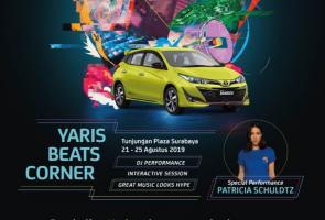 Toyota Gelar Yaris Beats Corner