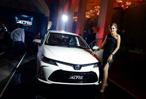 Toyota All New Corolla Altis Meluncur Di Indonesia