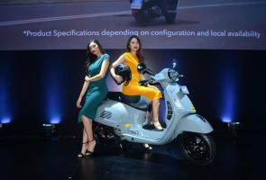 Piaggio Hadirkan Vespa Gts Super Tech Ada Navigasi Di Layar Tft