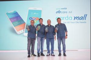 Aplikasi Otocare 5.0 Semakin Lengkap Dengan Garda Mall