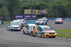 Start Di Pole Position, Alvin Bahar Juarai Itcr 1600 Max Seri Ke-5
