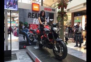 Aprilia Shiver 900 Resmi Dijual Di Indonesia, Ini Keunggulannya!
