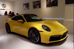 Porsche 911 Carrera S Terbaru Kini Lebih Canggih