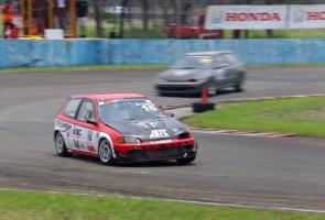 Tim Balap B16 Ap Speed Pertahankan Gelar Juara Di Seri 5 Issom 2019