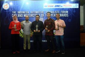 Wuling Almaz Terpilih Menjadi Forwot Car Of The Year 2019