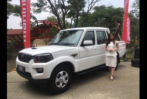 Mahindra, Pabrikan Mobil Asal India Masuk Ke Indonesia Lewat Rma