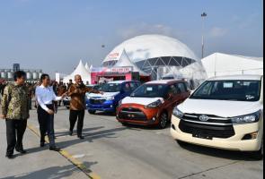 Kijang Super, Mobil Toyota Pertama Yang Diekspor 32 Tahun Yang Lalu