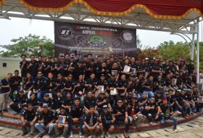 200 Anggota Axfc Indonesia Hadiri Kopdar Gabungan Di Jatiluhur