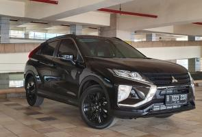 Mitsubishi Eclipse Cross Ultimate At 1.5l Turbo Black Mencari Teman