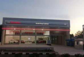 Tanggal 11 Bulan 11, Honda Resmikan Diler Ke-1 Di Pulau Belitung