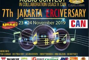 Banyak Hadiah Menarik Di Acara 7th Jakarta Erciversary