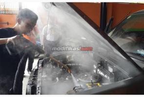Mobil Brebet Indikator Check Engine Nyala Setelah Di Cuci