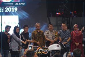 Digelar Perdana, Total Transaksi Iims Motobike Expo Capai Rp 11 M