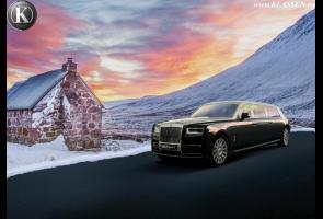 The Extravagant Limo, Rolls-Royce Phantom Limousine Dari Klassen