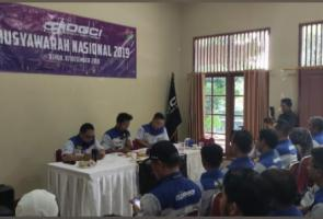 Dihadiri Oleh 336 Member, Jamnas Dgci Siap Hadirkan Ketua Umum Baru