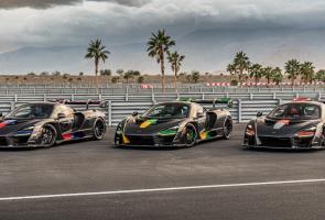 Mclaren Ubah 3 Prototipe Senna Jadi Model Yang Super Spesial
