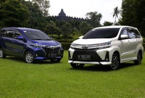 Efek Penurunan Rata-Rata Industri, Penjualan Toyota 2019 Naik 32,2%