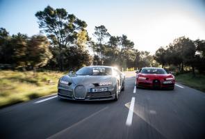 Hanya Dibuat 500 Unit, Produksi Bugatti Chiron Akan Selesai Di 2021