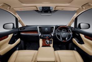 Berikut Improvement Toyota Untuk New Alphard Dan New Vellfire 2020