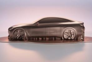 Bmw Concept I4 Akan Hadir Di Geneva Dengan Mesin Listrik 530 Hp
