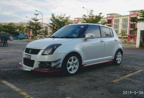 2008 Suzuki Swift Sport (Zc31s)