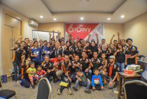 Berawal Dari 2 Tikum, 30 Mobil Rayakan 6th Anniversary Imc