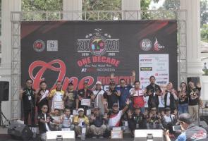 Memasuki Usia Ke-10, Axfc Indonesia Berharap Anggota Bertambah