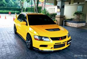 2005 Lancer Evolution Ix Gsr - Daily Driven