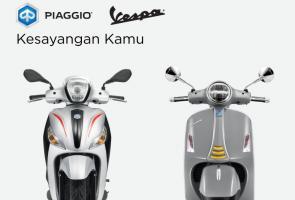 Piaggio Berikan Layanan Free Pick-Up Service Sampai 15 April 2020