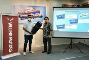 Wuling Umumkan Pemenang Program 'Drive & Win' Periode Ketiga
