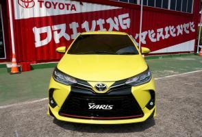 Toyota New Yaris Resmi Meluncur, Tampil Lebih Stylish Dan Dinamis