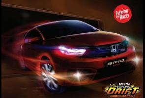 Honda Dan Gameloft Rilis Mobile Game Brio Virtual Drift Challenge