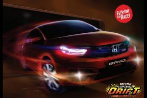 Honda Dan Gameloft Rilis Mobile Game Brio Virtual Drift Challenge