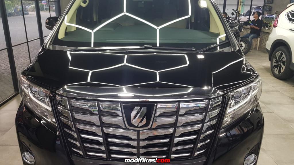 Hd Car Care Sunter Toyota Alphard After Total Detailing
