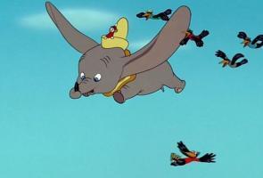 Disney Rilis Pesan Peringatan Rasisme Film Kartun Dumbo & Peter Pan