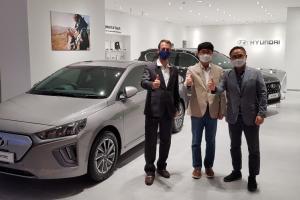 Pt Hyundai Motors Indonesia Resmikan Hyundai City Store
