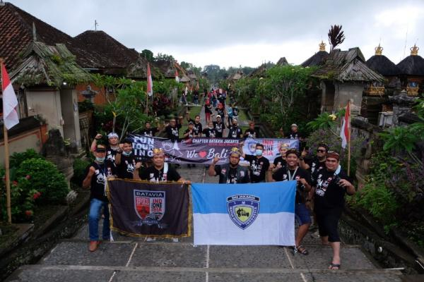 Piwaners Penuhi Undangan Imi Dki Jakarta Di Kegiatan We Love Bali