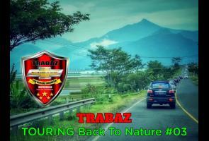 Komunitas Chevrolet Trailblazer Dan Colorado Touring Back To Nature