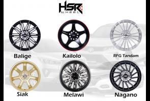 Hsr Wheels Siapkan Velg Yang Cocok Untuk Mobil Ppnbm 0 Persen